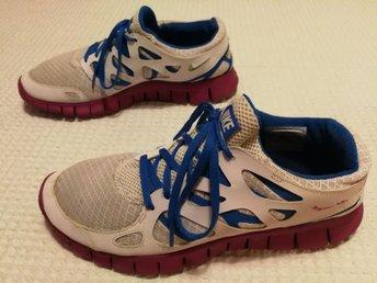 Suavemente máximo Caso  Löparskor Nike Free Run 2 sneakers i str 43 (406792306) ᐈ Köp på Tradera