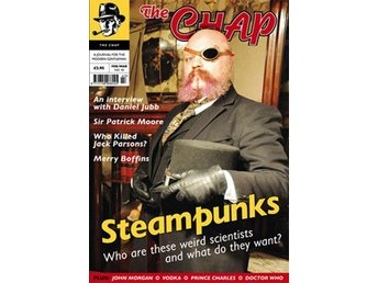 The Chap Magazine Issue 43 - NY
