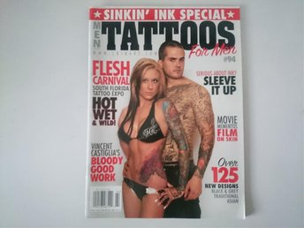 Sinkin ink special - tattoos for men