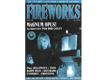 Fireworks Issue 12