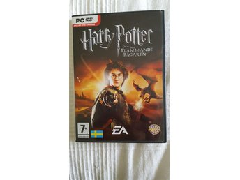 HARRY POTTER OCH DEN FLAMMANDE BÄGAREN   PC DVD -ROM