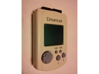 Dreamcast: Visual Memory Unit (VMU) Sega Original