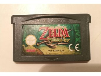 Zelda The Minish Cap Till Gameboy Advance Game Boy Eur 2001
