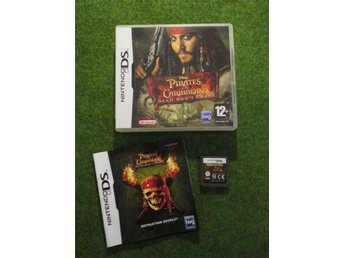 Nintendo DS: Disney, Pirates of the Caribbean, Dead Mans Chest