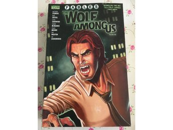 The Wolf Among Us TPB vol. 1