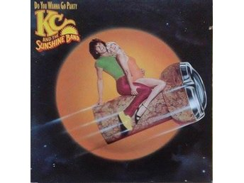KC And The Sunshine Band title* Do You Wanna Go Party* Funk / Soul, Disco US LP