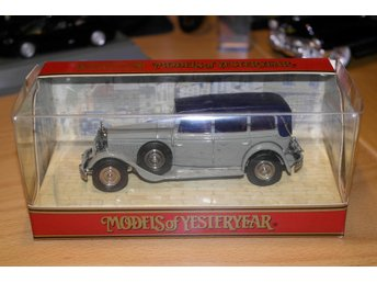 Mercedes-Benz 770 1931(1:43) matchbox/models of yesteryear(Y40)