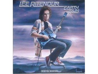 Lee Ritenour title*  Earth Run* Jazz-Rock, Fusion Finland LP