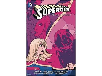 Supergirl Vol. 6 Crucible (The New 52) TP NY