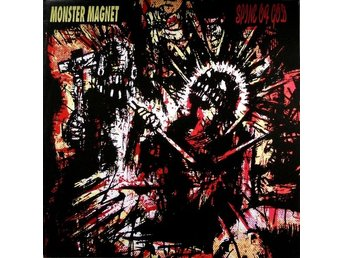 Monster Magnet -Spine of god LP French edition w diff artwor