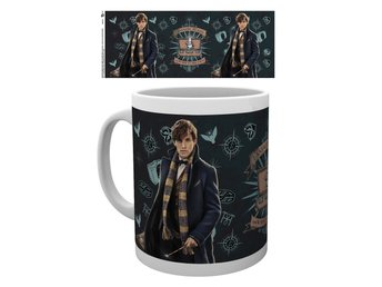 Mugg - Harry Potter - Fantastic Beasts Newt Solo (MG2054)