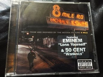 Eminem - 8 mile road / Eight mile road - CD Skiva
