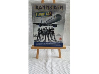 Iron Maiden - Flight 666 - Mediabook DVD