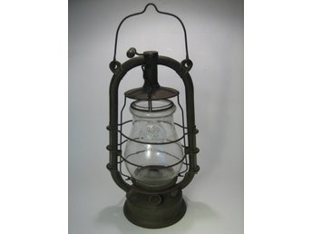 OVANLIG GERMAN FEUERHAND Nr 323 OIL LANTERN LAMP