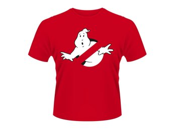 GHOSTBUSTERS LOGO RED T-Shirt - Small