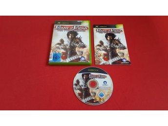 PRINCE OF PERSIA THE TWO THRONES till Xbox