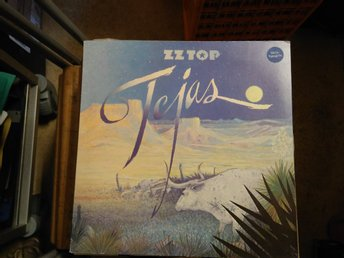 ZZ Top - Tejas, LP