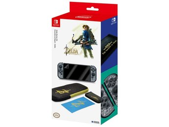 Nintendo Switch - Zelda essential starter kit