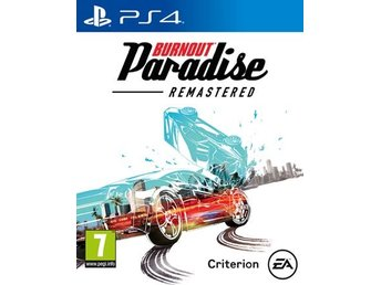 Burnout paradise / Remastered (PS4)