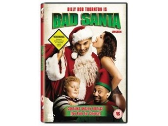 Bad Santa-Billy Bob Thornton , Tony Cox