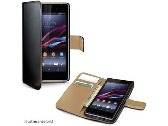 Wallet Case Xperia E3 Sv/Be