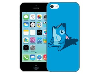 iPhone 5C Skal Stitch Haj