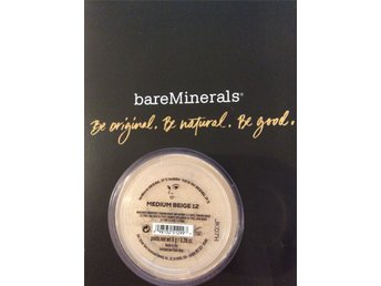 "Bare minerals foundation ""medium beige"" 8g Ny!"