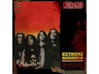 Kreator -Extreme Aggression dcd digibook S/S Thrash met 2018