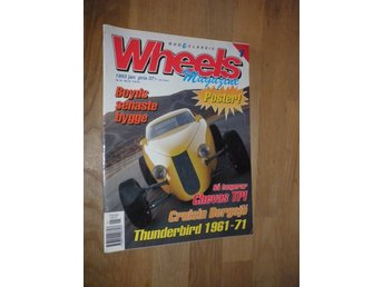 Wheels Magazine - Nr 1 - 1993