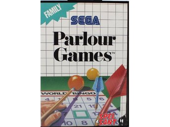 Parlour Games (Svensk Version)