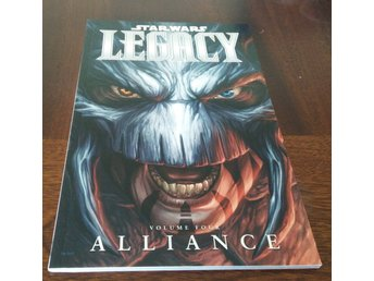 Star wars Legacy Vol.4 Alliance TPB