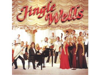 CD-Robert Wells ‎– Jingle Wells