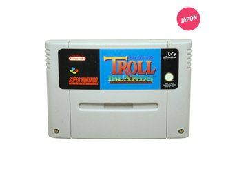 Super Troll Islands (FAH / SNES)