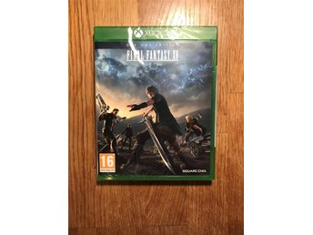 FINAL FANTASY 15 XBOX ONE INPLASTAD