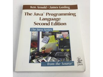 Bok, The Java programming language, Ken Arnold, Häftad, ISBN: 9780201310061