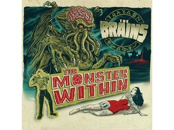 Brains, The - The Monster Within - CD
