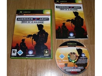 Xbox: America´s Army Rise of A Soldier