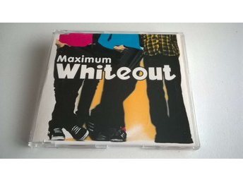 Whiteout - Maximum, CD, Single