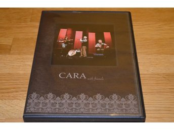 Cara With Friends DVD