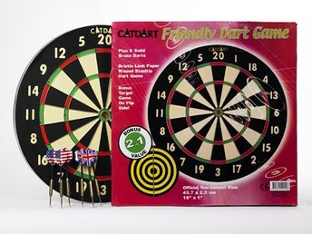 Catdart Friendly Dartset 18 gr