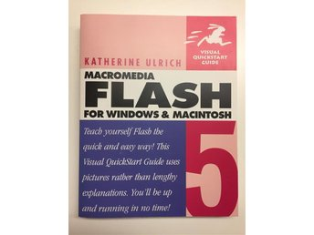 Macromedia Flash 5 for Windows & Mac