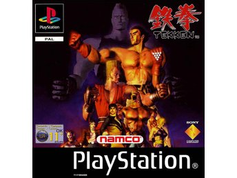 Tekken - Playstation - PSone - Raritet!