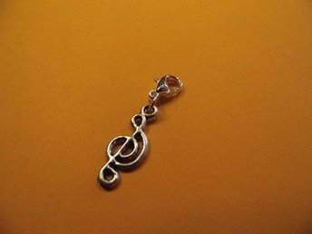 Musiknot armband charm / Music note bracelet charm