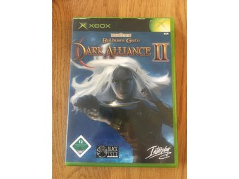 Baldurs gate dark alliance 2 - xbox