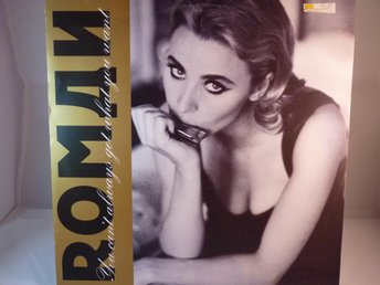 ROMAN-YOU CAN´T ALWAYS GET WHAT YOU WANT(MAXI SINGLE -VINYL)
