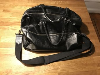 Weekend bag svart