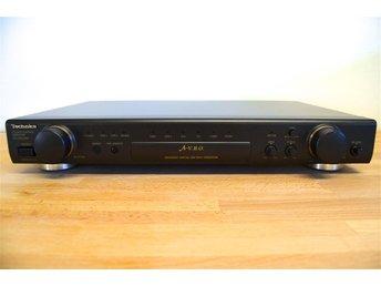 Technics Stereo Control Amplifier SU-C800M2 - Kode - Technics Stereo Control Amplifier SU-C800M2 - Kode