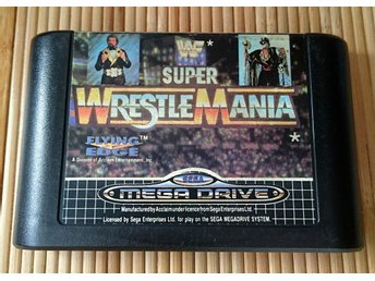 WF SUPER WRESTLEMANIA wrestle mania