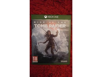 Rise Of The Tomb Raider  XBox One nytt oanvänt