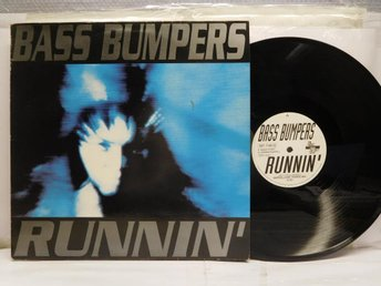 BASS BUMPERS - RUNNIN' - MAXI